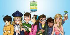 Sheldon's universe by The Comic King