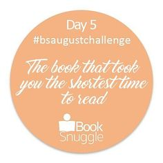 Check our answers in the comments and share yours. Use and track #bsaugustchallenge so we can see your posts and share them. {{ #booksnuggle #challenge #day1 #bookseries #reading #dailychallenge #dailybook #bookblogger #bookworm #share #follow4follow