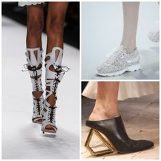 Spring Trend Report: Gladiators, Mules, & Sneakers – Style Context