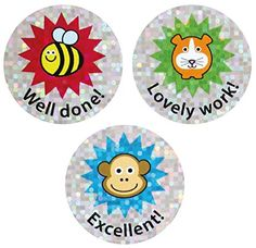 Inch Sparkly Animal Praise Stickers, Pack of Who doesn't love a sparkly sticker? A great way to reward encourage and motivate and school and at home. Ideal to use in student planners when marking. Teacher Stamps, Teacher Stickers, Reward Stickers, Cartoon Drawings, Easy Drawings, Marvel Cartoons, Teaching Sight Words, Award Certificates, Student Planner