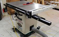 Best #HybridTableSaw is the combination of cabinet table saw and contractor table saw. The hybrid table saw is the portable and cheap solution for woodworking.