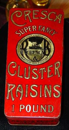 love this raisin tin                       ****