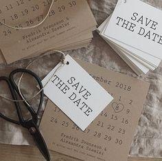 Fredrik o Alexandras fina bild. Inbjudan och save the date till bröllop wedding . WWW.bjud-in.se