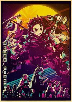 Demon Slayer: Kimetsu Nezuko - 42X30cm / E185 6 / China