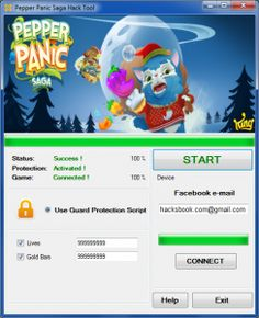 Pepper Panic Saga Unlimited Moves Hack