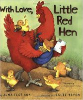With Love, Little Red Hen. - What would it be like if a few beloved fairy-tale characters were pen pals?