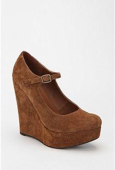 d90245127b0 Angel es Lola Tan Tassel Platform Wedge Loafers - Google Search Wedge  Loafers