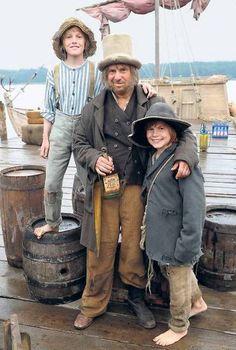 Muff Potter and Tom & Huck