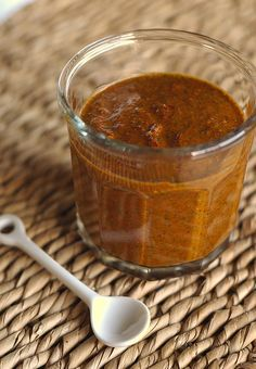 adjika sauce recipe -- Georgian spicy condiment