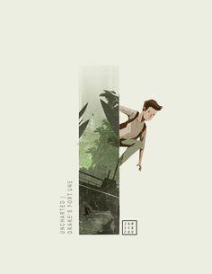 Uncharted by Janice Chu