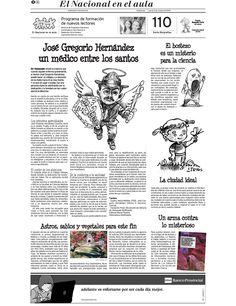 José Gregorio Hernández. Publicado el 13-10-2005
