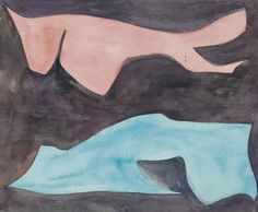 William Baziotes - Untitled   1964