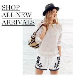 JCrew.com // bold, large CTAs over lifecycle images