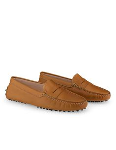Gommino Driving Moccasins, Gommino Driving Shoes, Shoes, Shop Women. Tods
