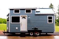 Tiny House Talk - a good online magazine resource for Tiny House living.