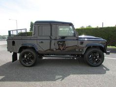 land rover double cab pickup - Google Search