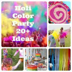 Holi (March 17-18th) is a spring festival also known as festival of colors. It is an ancient Hindu religious festival which has become popular with non-Hindus in many parts of the world. I am sure you have heard of the Color Run?. This spring time how...