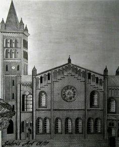 tuttoarte.ch: St.Peter und Paul KIrche Potsdam vom Künstler Sabris Art