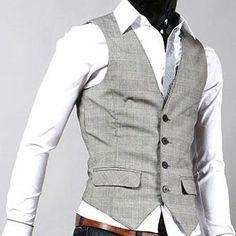 I'm highly considering rocking vests