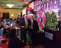 Great holiday party for approx the top 200 salespeople of the Koons dealership family. Owner Jim Koons led the party w recognitions, great accomplishments across the brand spectrum.