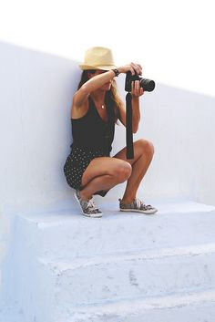 vacation style | perpetuallychic.com by laurenhcraig, via Flickr