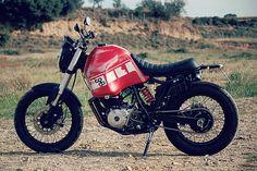 Yamaha XT600 – Corb Motorcycles