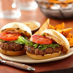 Grill Mates® Molasses Bacon Seasoning adds sweet smoky flavor that livens up burgers. Serve these sliders at a summer cookout or a tailgating party.