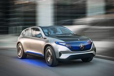 Instead of shoehorning a battery and motors into an existing vehicle, the Mercedes-Benz Generation EQ Concept makes clear their intention to build electric cars from the ground-up. This particular concept imagines an SUV coupe-style vehicle, but the underlying architecture of...