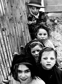 Mario Giacomelli :: from Zingari series, / more [+] this photographer Surrealism Photography, Book Photography, Street Photography, Mario, Photo B, Vintage Italian, Weird World, See Picture, Photomontage