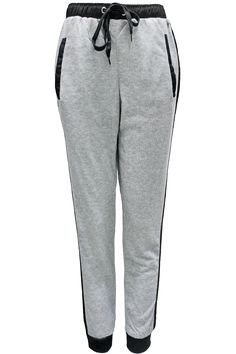 These jogger-style athletic pants feature color block detailing, two side…
