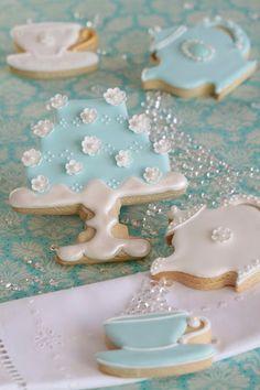 cookie tea party
