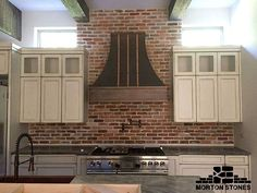 Reposting @morton_stones: A brick backsplash is a charming accent feature. Check out our site at mortonstones.com/. #mortonstones #interiordecor #interiordecoration #homedesign #interiordecorating #interiorinspiration #interiorinspirations #brickwall #modernhome #decor #interiordesign #homeideas #interiorideas #rusticstyle #brickveneer #brickdesign #rustichome #decordesign #bricktiles #decoration #kitchendesign #kitchenbrick #interiorbrickwall #homedesigns #rusticinterior #homeprojects