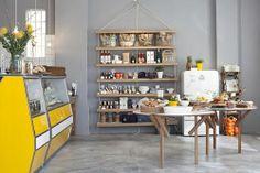 Design Shimmer: Restaurant - food to go, simple