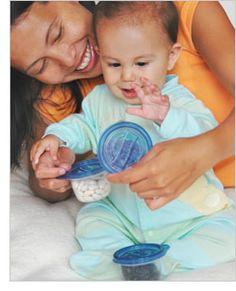 Games for your #baby 8-month-old, third week.