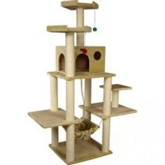 Best cat tree condos revealed! A summary of reviews for the best rated cat condos and towers around. Purchasing a cat tree, or cat condo for your favorite feline isn't always easy; there are so many choices. Cat furniture is availabe in many styles,...