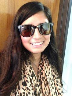 Rachel chose a pair of folding Ray-Ban Wayfarers for her staff sunglasses pick of the week! Wayfarer, Eyewear, Sunglasses Women, Ray Bans, Pairs, Nice, How To Wear, Fashion, Moda