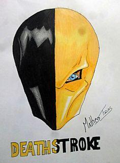DeathStroke Mask
