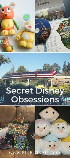 Secret Disney Obsess
