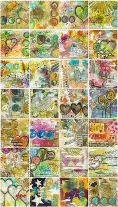 Art Journaling in Review - 2011 | Flickr - Photo Sharing!