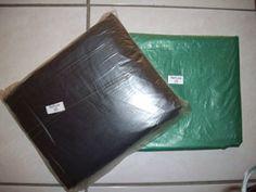 Heavy duty refuse bags 750 x 950