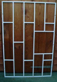 window security grill | eBay