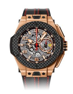 Hublot Ferrari King Gold Carbon - Ferrari Watches - Big Bang