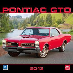 Pontiac GTO Wall Calendar: Featured in many song lyrics in the country genre, the Pontiac GTO is a car that will always be around. Whether you are driving it or checking it out at a car show, this little beauty will capture the eyes of any automobile lover. http://www.calendars.com/Hot-Rod-and-Muscle-Car/Pontiac-GTO-2013-Wall-Calendar/prod201300005127/?categoryId=cat00691=cat00691#
