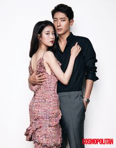 'Cosmopolitan' drops more classy cuts of the star-studded 'Scarlet Heart: Ryeo' cast (IU and Lee Joon Gi) Lee Jun Ki, Lee Joongi, Scarlet Heart Ryeo Cast, Moon Lovers Scarlet Heart Ryeo, Asian Actors, Korean Actors, Korean Dramas, Korean Celebrities, Celebs