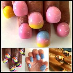 Ugly Manicures Ugly Ugly Ugly This Bad Taste Rubbish Is What