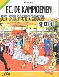 FC De Kampioenen - special - De Filmsterren - special