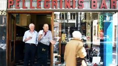 Pellegrini's delivers history, atmosphere and an inexhaustible amount of Italian cool. 66 Bourke St, Melbourne