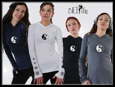 hoodie YinYang fairy hoodie in different colours Infinite universe.origin of cosmic forces. they permeate all areas of life. they will determine you! Yin Yang, Infinite Universe, Areas Of Life, Adidas Jacket, Colours, Mom, Hoodies, Clothes For Women, Unique