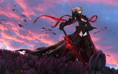 Fate Stay Night - Saber Alter‎ Ultra HD Desktop Background Wallpaper for UHD TV : Tablet : Smartphone Computer Wallpaper, 3d Wallpaper, Wallpaper Backgrounds, Wallpapers, Fate/stay Night, Night Gif, Fate Stay Night Movie, Saber Lily, Arturia Pendragon