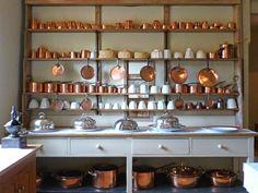 Erika Price - Jewellery & Photo Blog: Wordless Wednesday 2014 #26 - A Victorian Kitchen